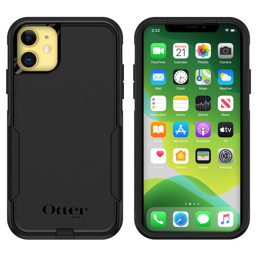 OtterBox Commuter Tough Case for Apple iPhone 11 - Black